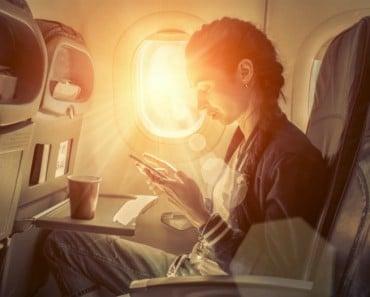 Cómo reducir el estrés de viajar en avión