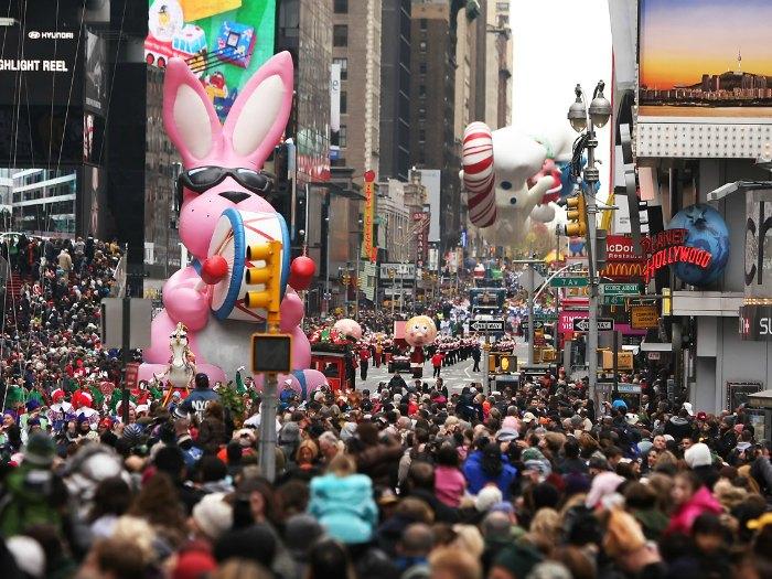Shrek Macy's Thanksgiving Day Parade