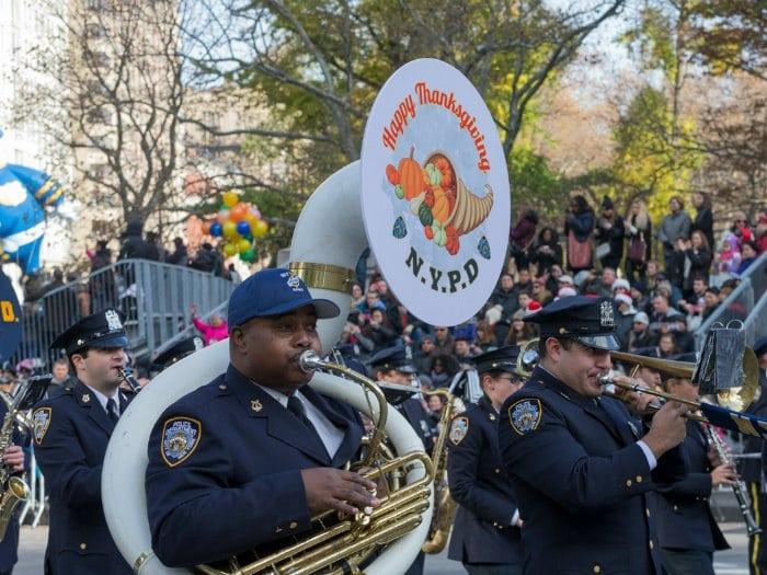 NYPD Macy's