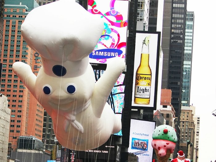 Pillsbury Macy's Thanksgiving Day Parade