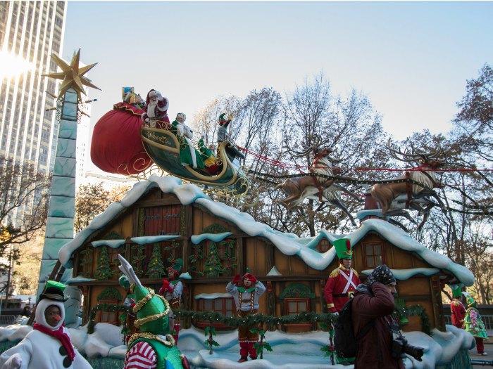 Santa Claus - Macy's Thanksgiving Day Parade