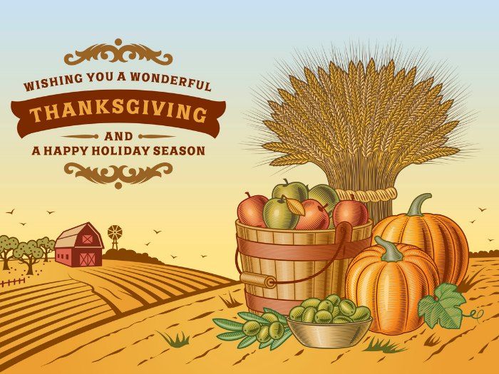 Thanksgiving Harvest Festival