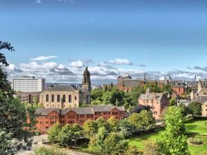 Glasgow en 1 día