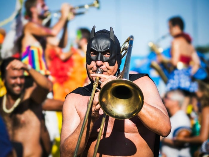 Carnaval de Aguilas (Murcia)
