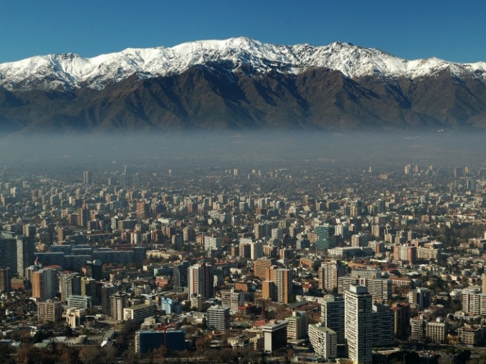 16 Ciudades con olor propio y característico