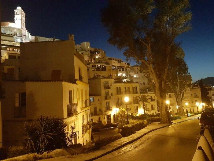 Ibiza en Primavera: Dalt de Vila