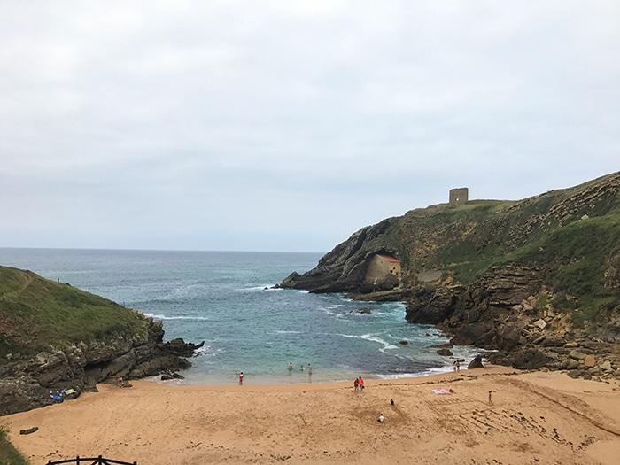 Playa Santa Justa Euroresidentes