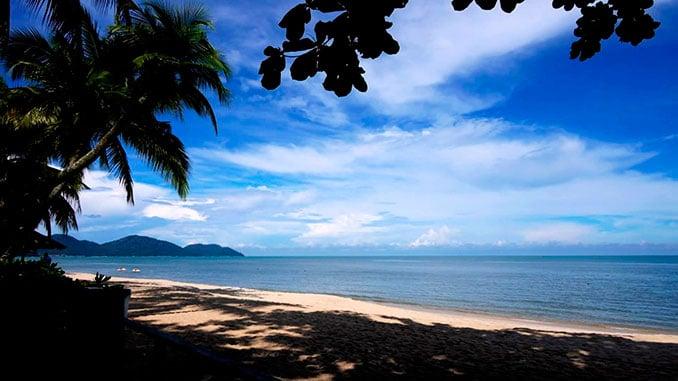 Viajar a Malasia: Playa de Batu, Penang