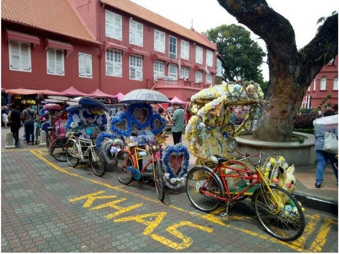 Viajar a Malasia: Malacca