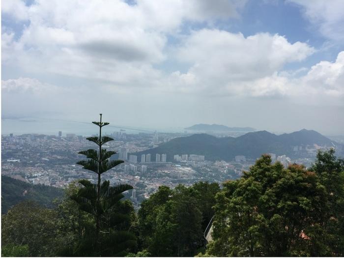 Viajar a Malasia: Penang Hills
