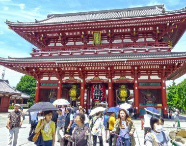 Visitar Tokio en verano