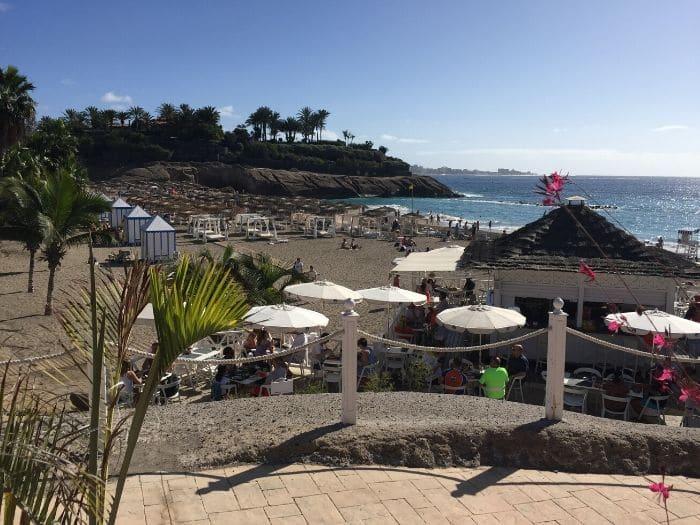 Playa del Duque, Costa Adeje