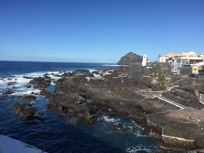 Puerto Garachico, Tenerife