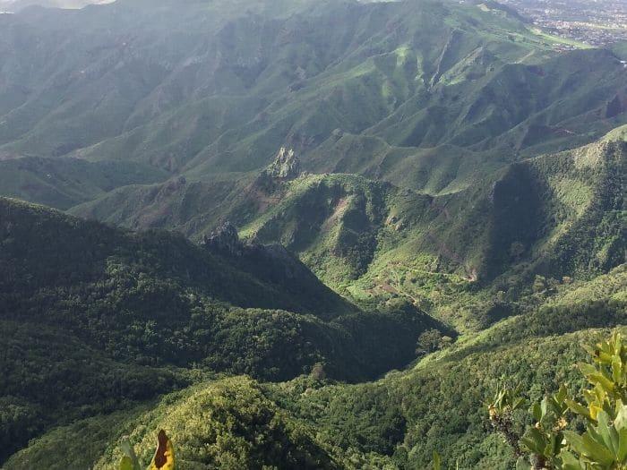 Parque rural de Anaga, Reserva Integral