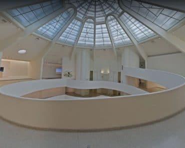 Hacer un tour virtual por los mejores museos del mundo