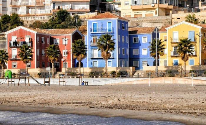 Playas de Villajoyosa