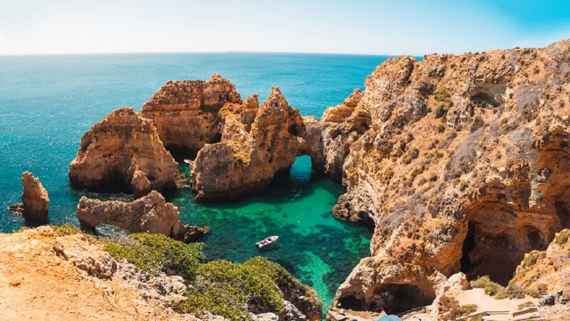 algarve-lagoa-portugal