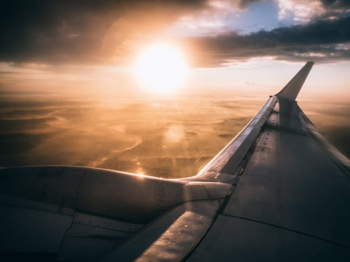 Compañias de vuelos baratos EEUU- Europa