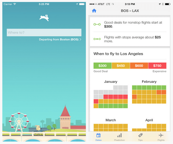 App Hopper - Airfare Predictions