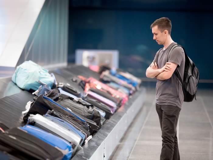 Consejos para evitar robos o pérdidas de equipaje al volar en avión