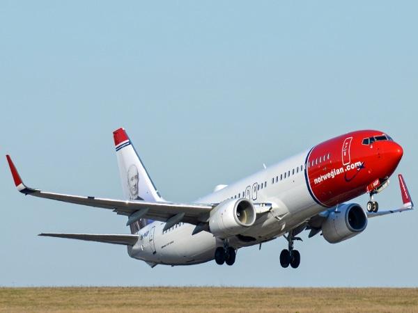 Aerolínea de bajo coste Norwegian