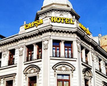 Vuelos Madrid - Bucarest