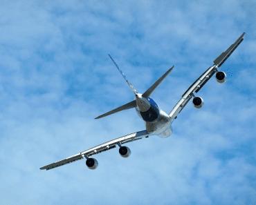 8 datos poco conocidos sobre los motores de los aviones