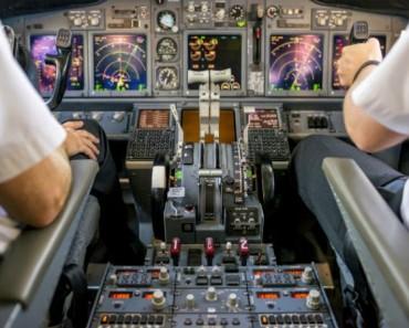 Cómo se llega a ser piloto de aerolíneas