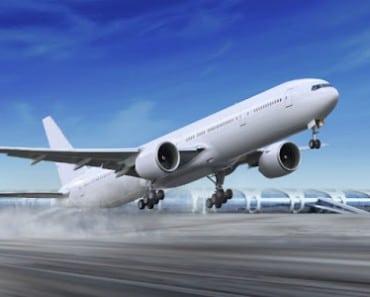 Alucinante despegue vertical del Boeing 787-9 Dreamliner
