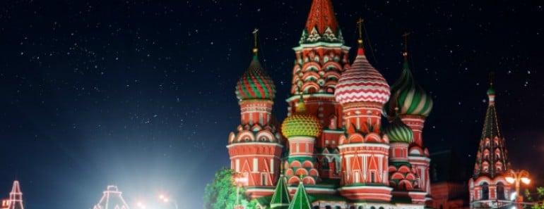 Viajar a Moscú - San Petersburgo