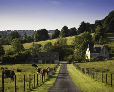 Casas Rurales en Inglaterra cerca de Bath