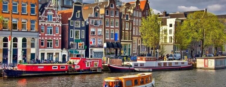 Más sobre Ámsterdam: una ciudad pequeña, hermosa, tranquila