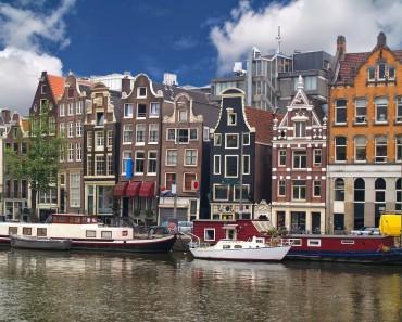 Amsterdam meca cultural de Europa: música, arte, ópera, ballet...