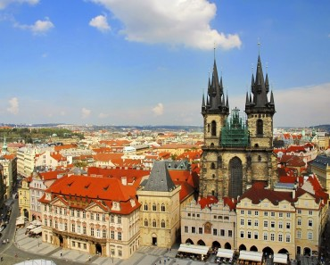 Praga, la ciudad que hechiza