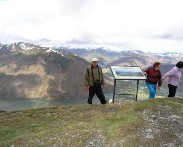 Ruta de senderismo: Cueto Nidio