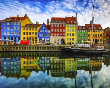 Copenhague, entre colores grises y el frío de marzo