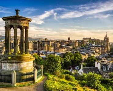Edimburgo: 'la Atenas del Norte', deslumbrante ciudad