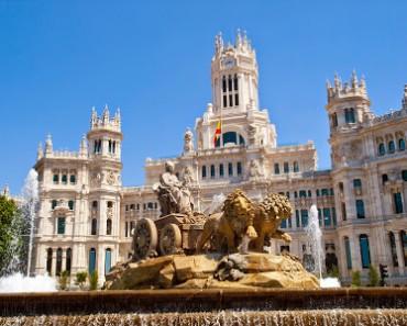 Madrid, el corazón de España, visto por un turista inglés