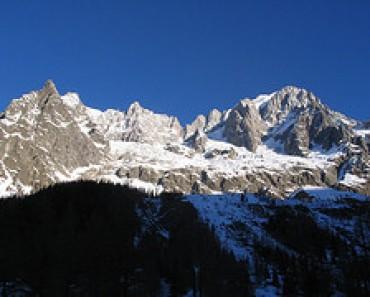 Los Alpes italianos