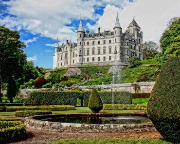 Jardines de Escocia
