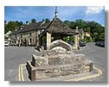 Castle Combe, el pueblo más bonito de Inglaterra