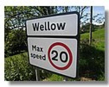 Wellow: un pueblo inglés
