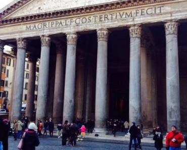 Roma, una visita sin el Vaticano