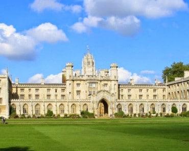 Cambridge, el esplendor de más de 800 años de universidad