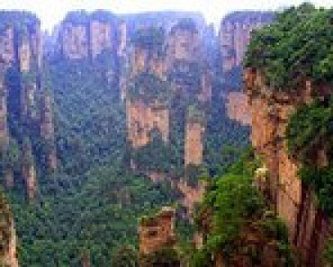 Maravillas de la ingeniería: ascensor Bailong