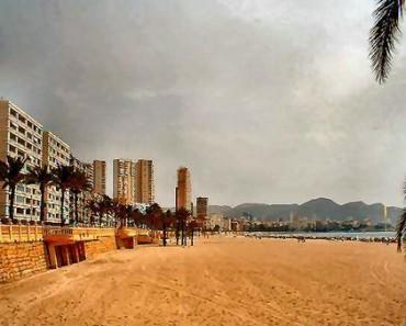 Playas de Benidorm: normas para la desescalada y medidas de seguridad