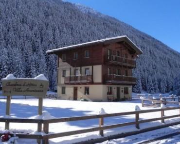 Los 10 mejores chalets para una escapada a esquiar