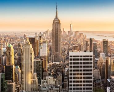 Como obtener las mejores vistas panorámicas de los rascacielos de Nueva York