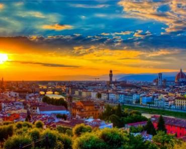 Hostales y hoteles familiares en Italia