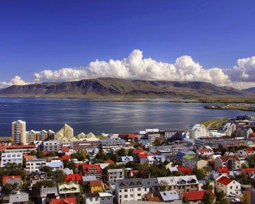Reykjavik: la ciudad más al norte del mundo